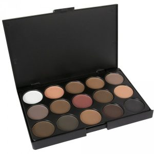 Warm Eyeshadow Palette – LaRoc 15 Colour